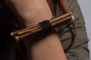 Bracelet MT120, length 10.5 cm